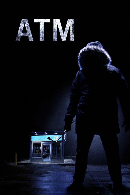 ATM (film) movie poster