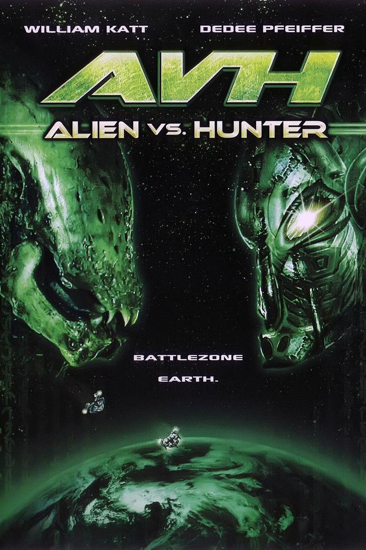 AVH: Alien vs Hunter movie poster