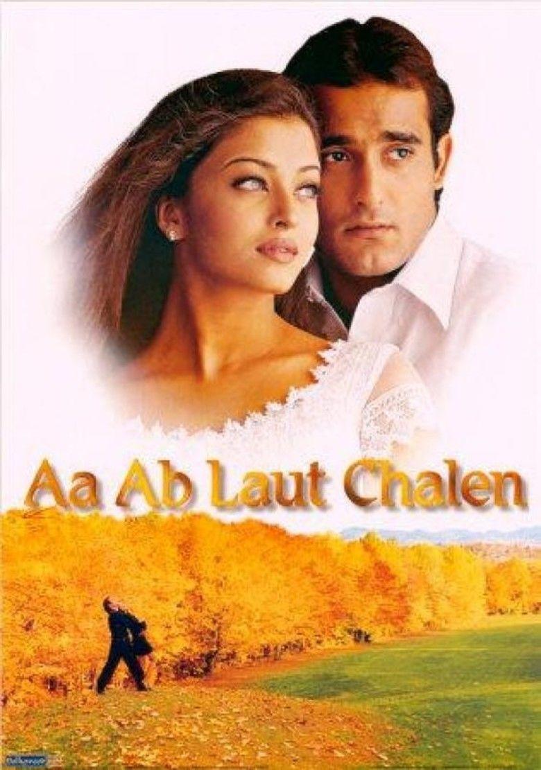 Aa Ab Laut Chalen movie poster