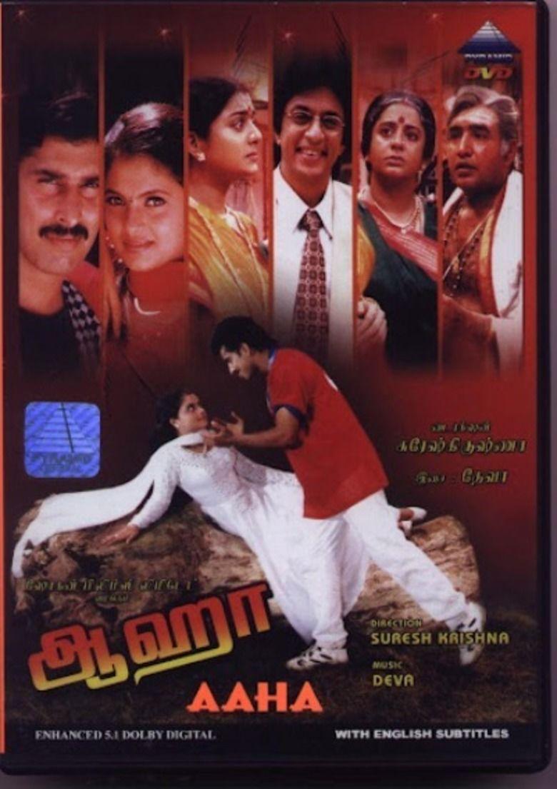 Aahaa movie poster