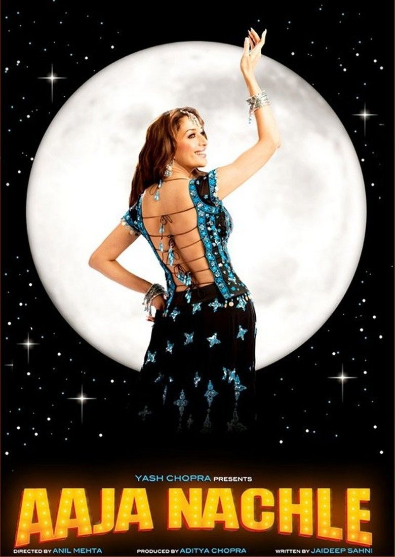 Aaja Nachle movie poster