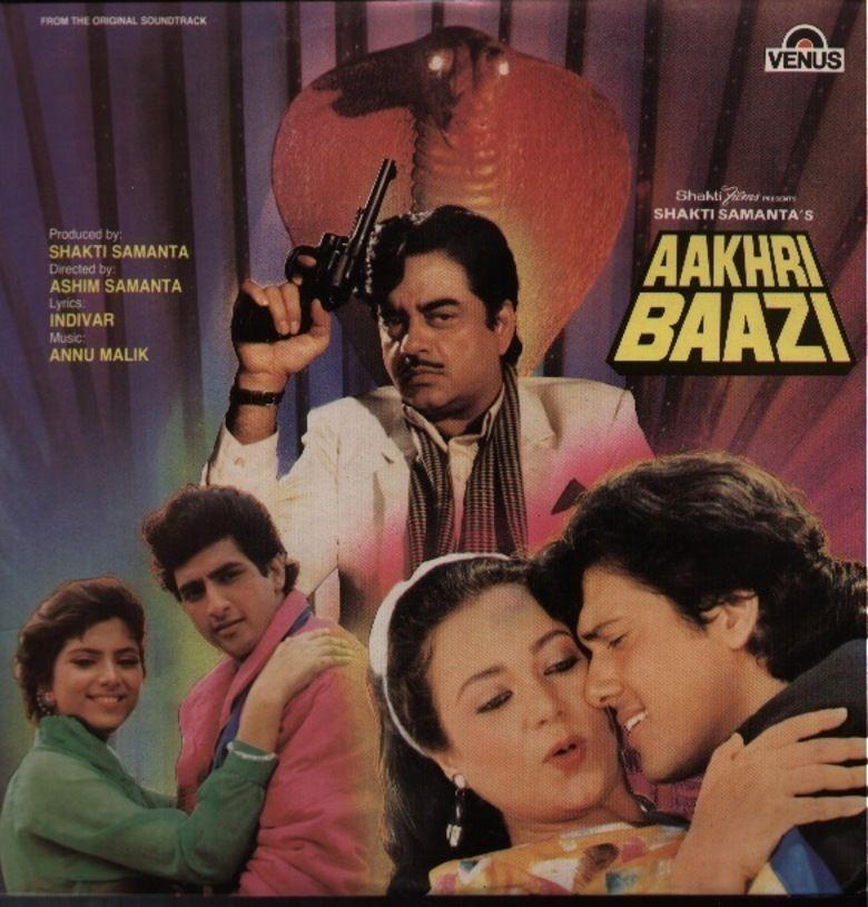 Aakhri Baazi movie poster
