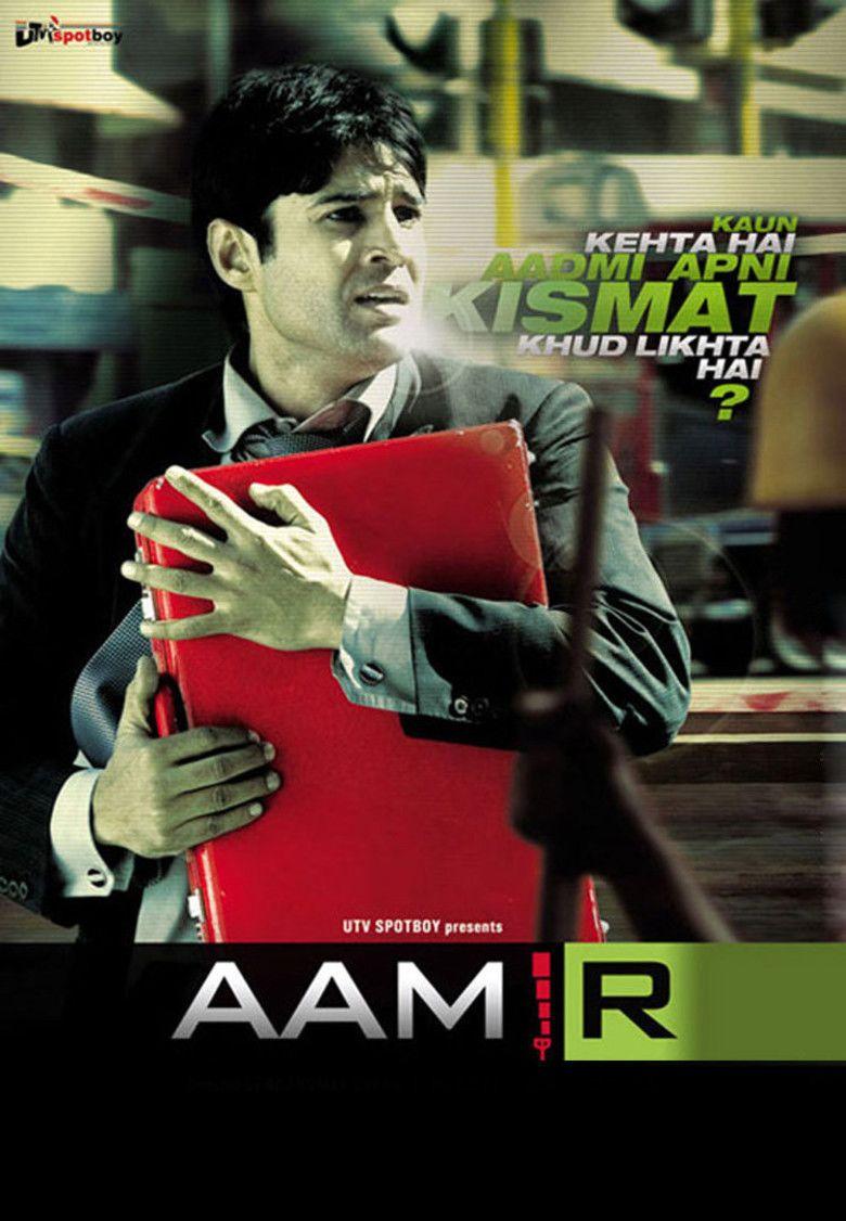 Aamir (film) movie poster