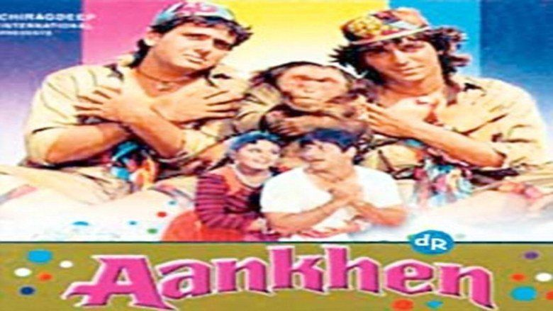 Aankhen (1993 film) movie scenes