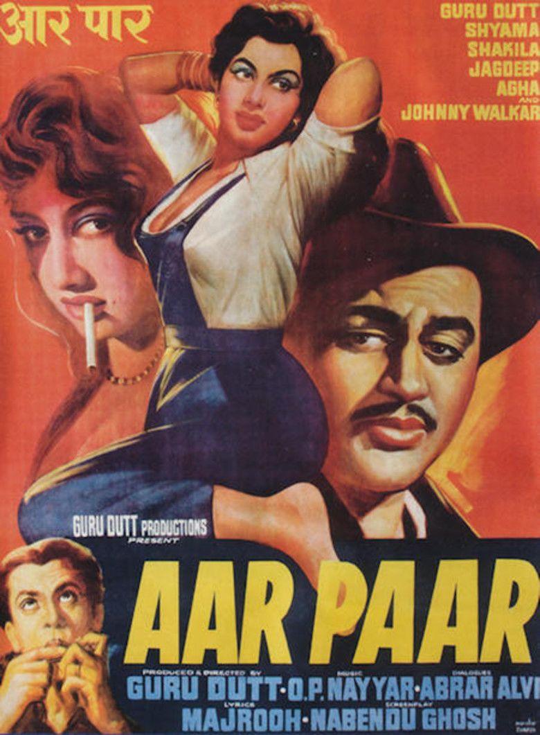 Aar Paar movie poster