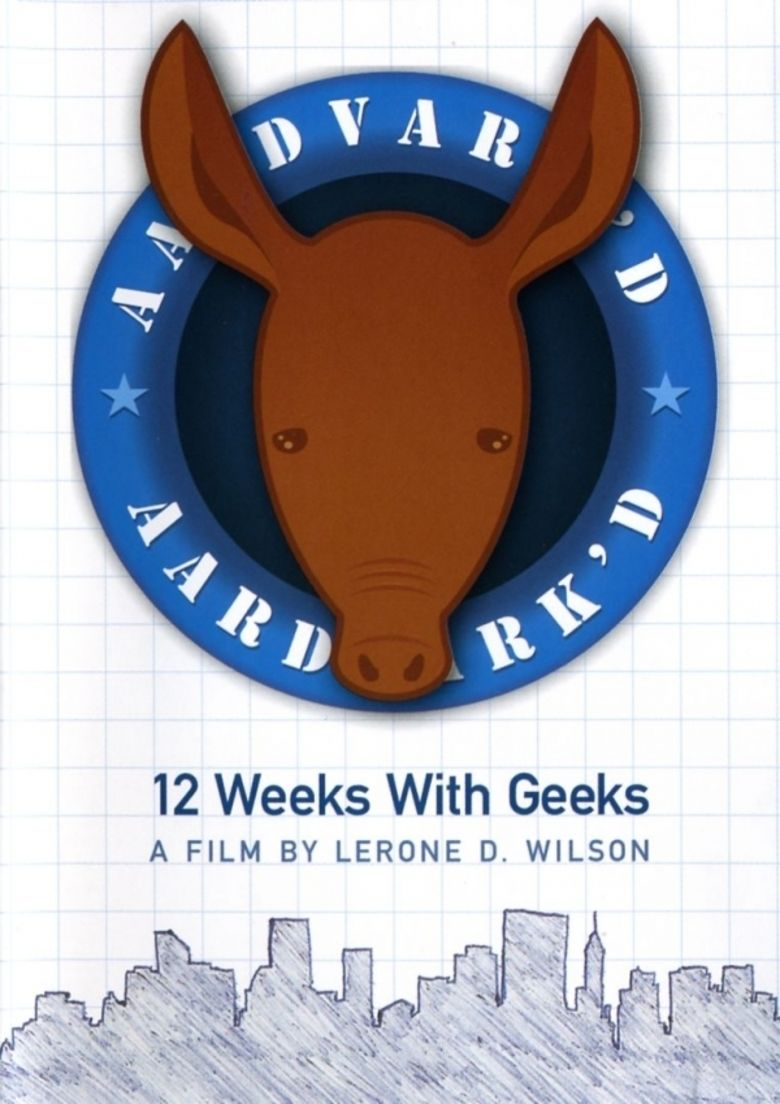 Aardvarkd: 12 Weeks with Geeks movie poster