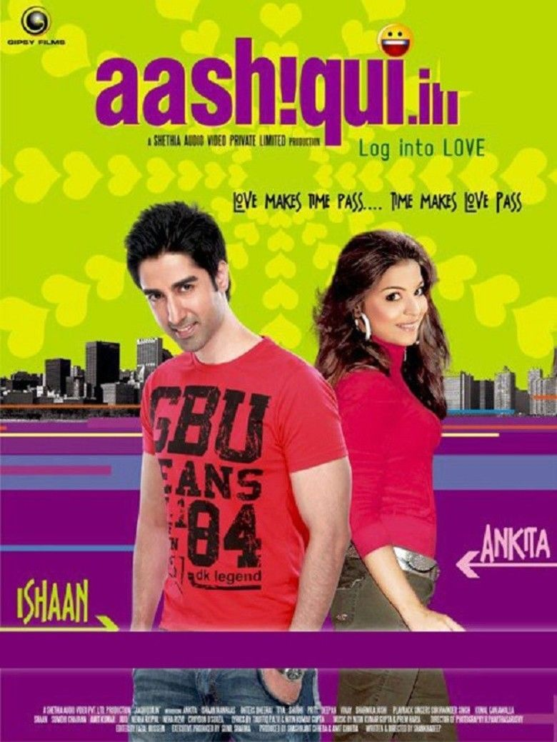 Aashiquiin movie poster