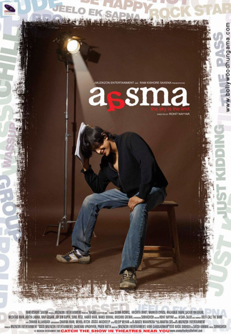 Aasma: The Sky Is the Limit movie poster