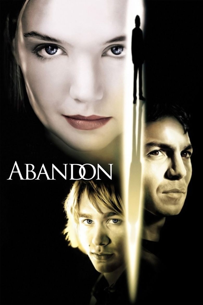 Abandon (film) movie poster