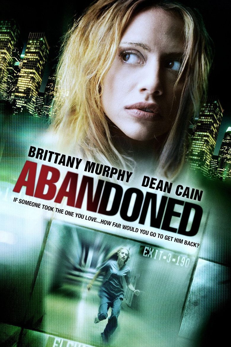 Abandoned (2010 film) movie poster