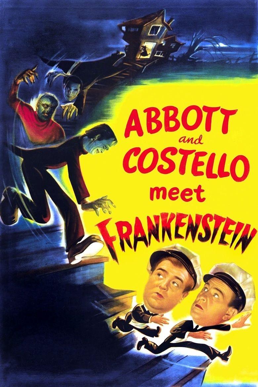 Abbott and Costello Meet Frankenstein movie poster