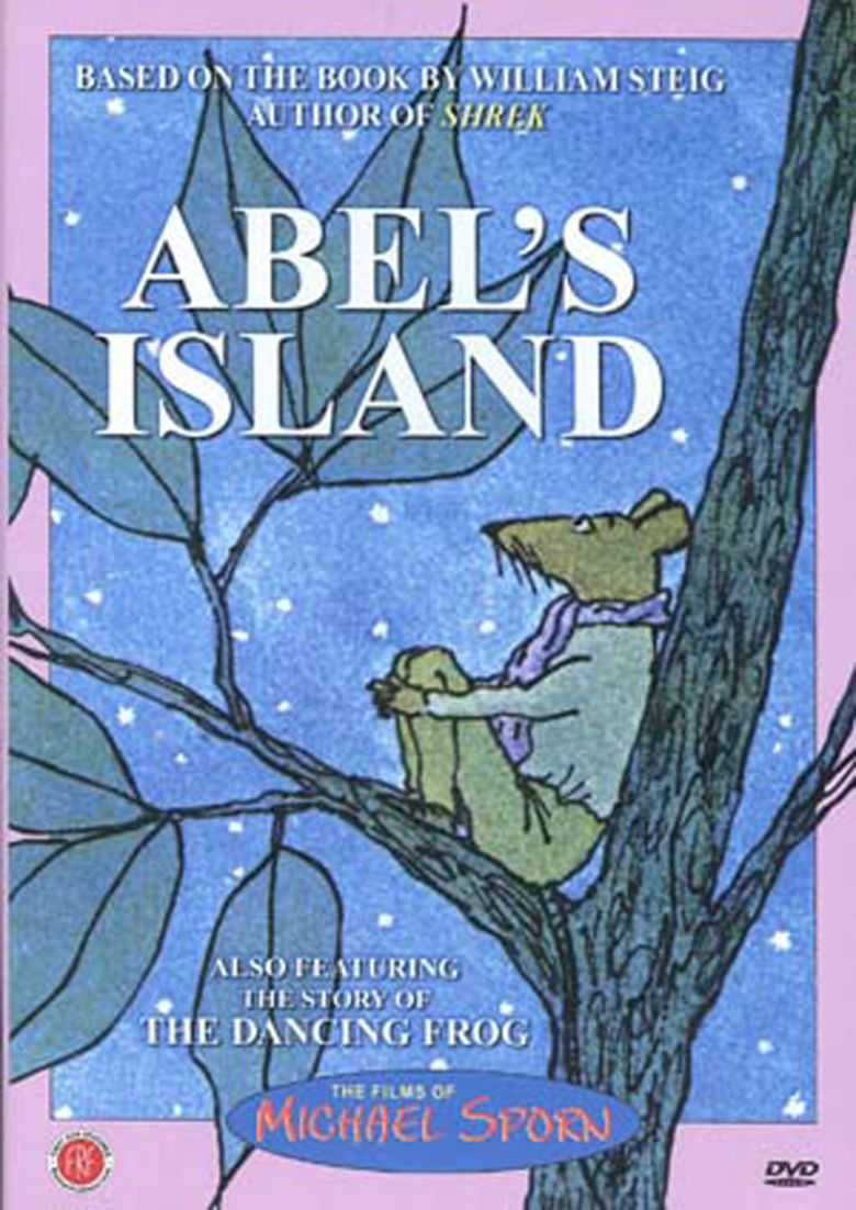 Abels Island (film) movie poster