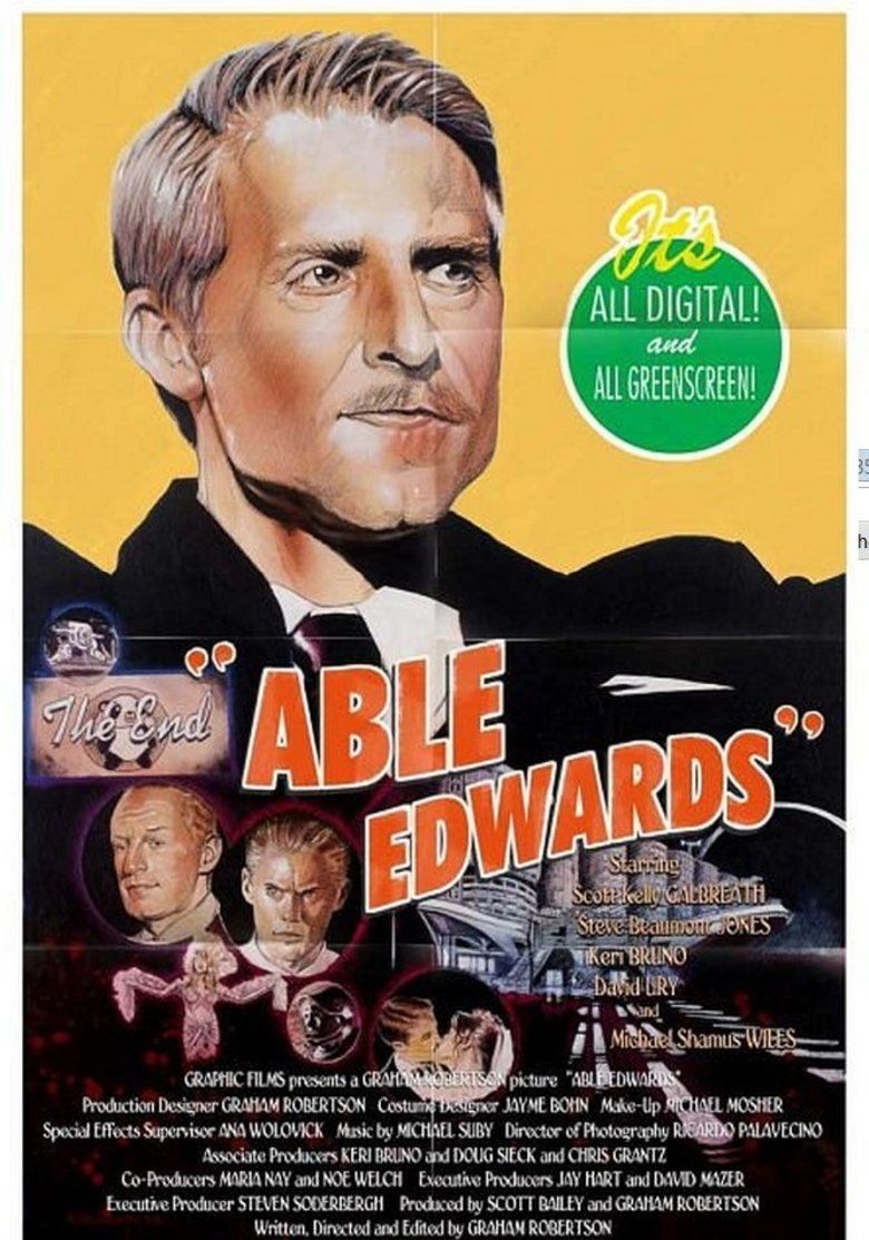 Able Edwards movie poster