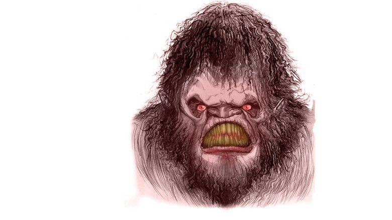 Abominable movie scenes
