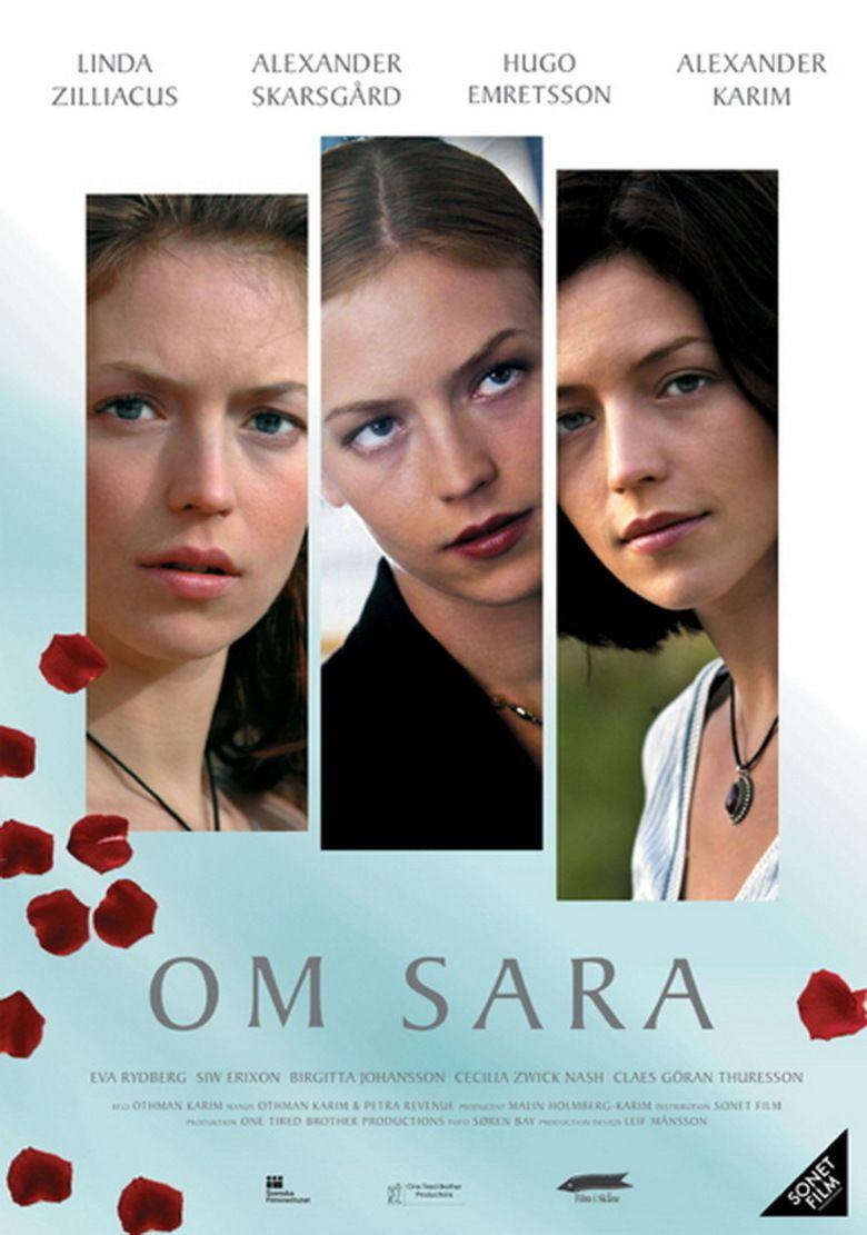 About Sara movie poster
