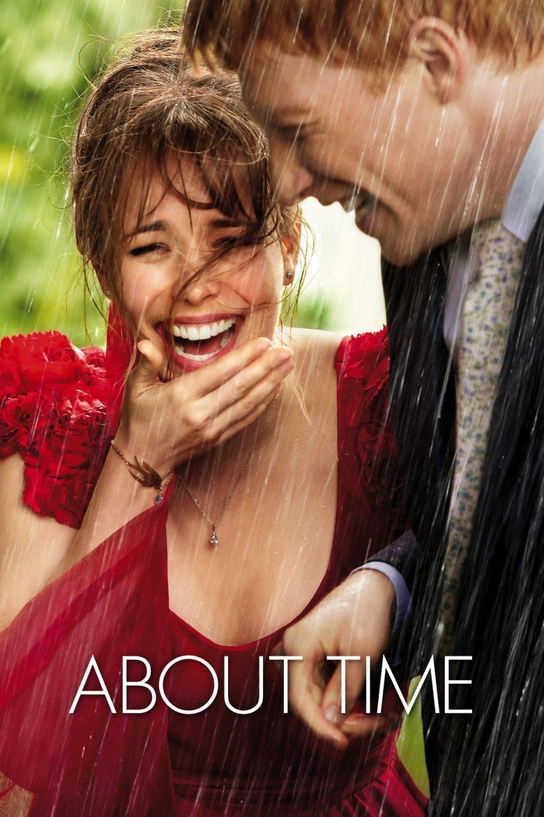 About Time (2013 film) movie poster