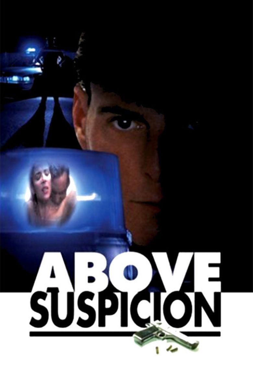 Above Suspicion (1995 film) movie poster