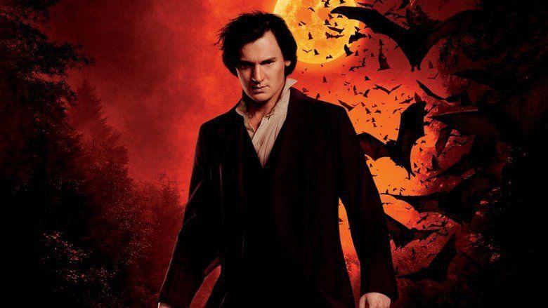 Abraham Lincoln: Vampire Hunter movie scenes