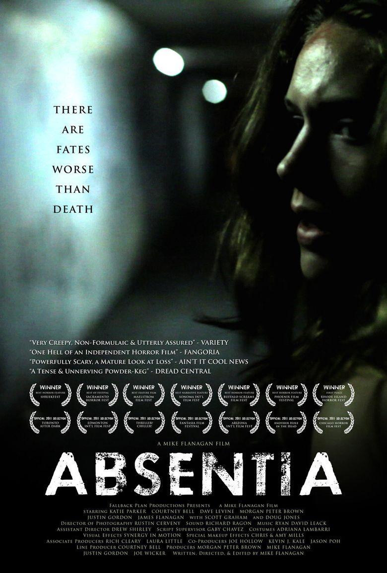 Absentia (film) movie poster