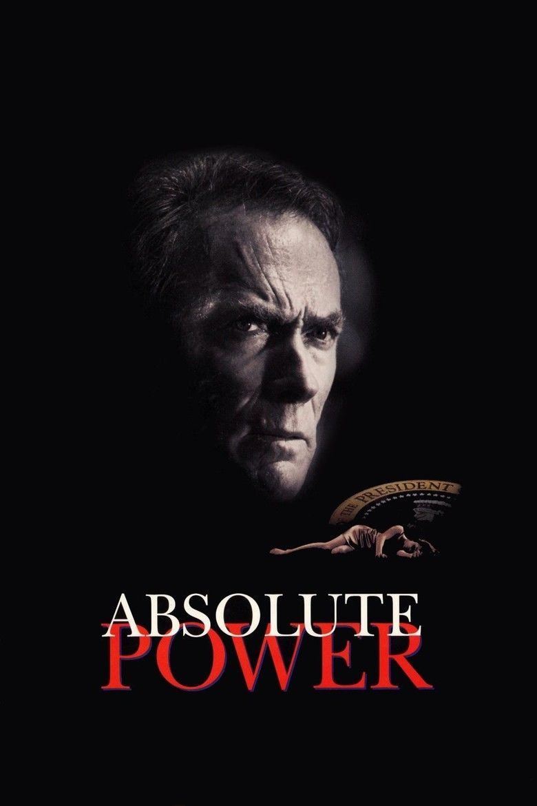 Absolute Power (film) movie poster