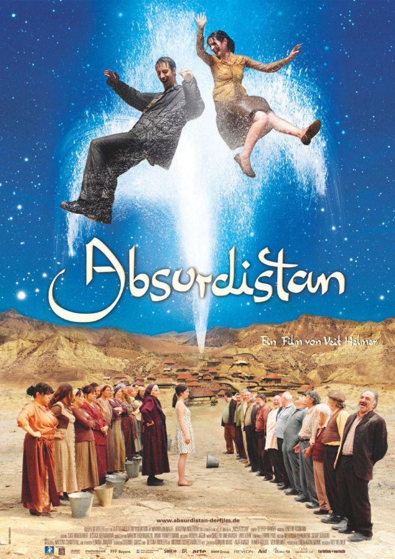 Absurdistan (film) movie poster