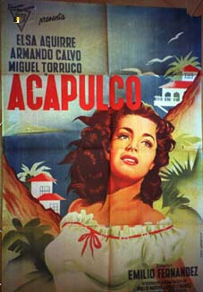 Acapulco (film) movie poster