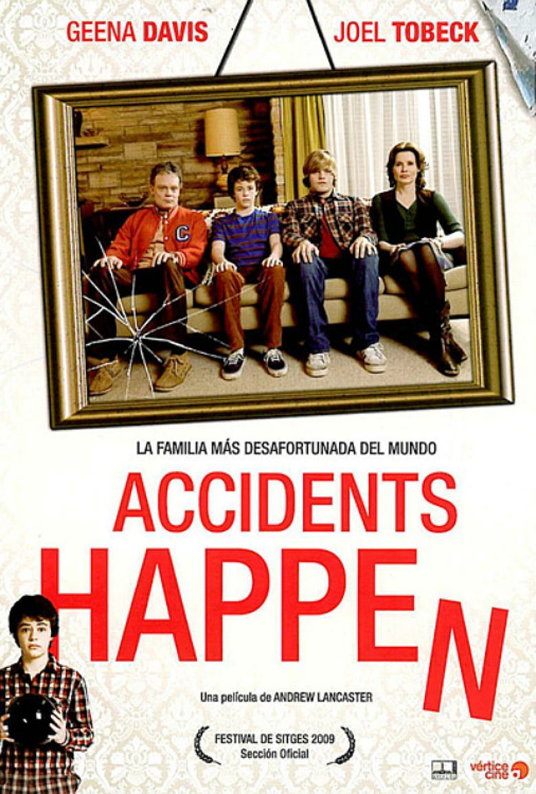 Accidents Happen movie poster