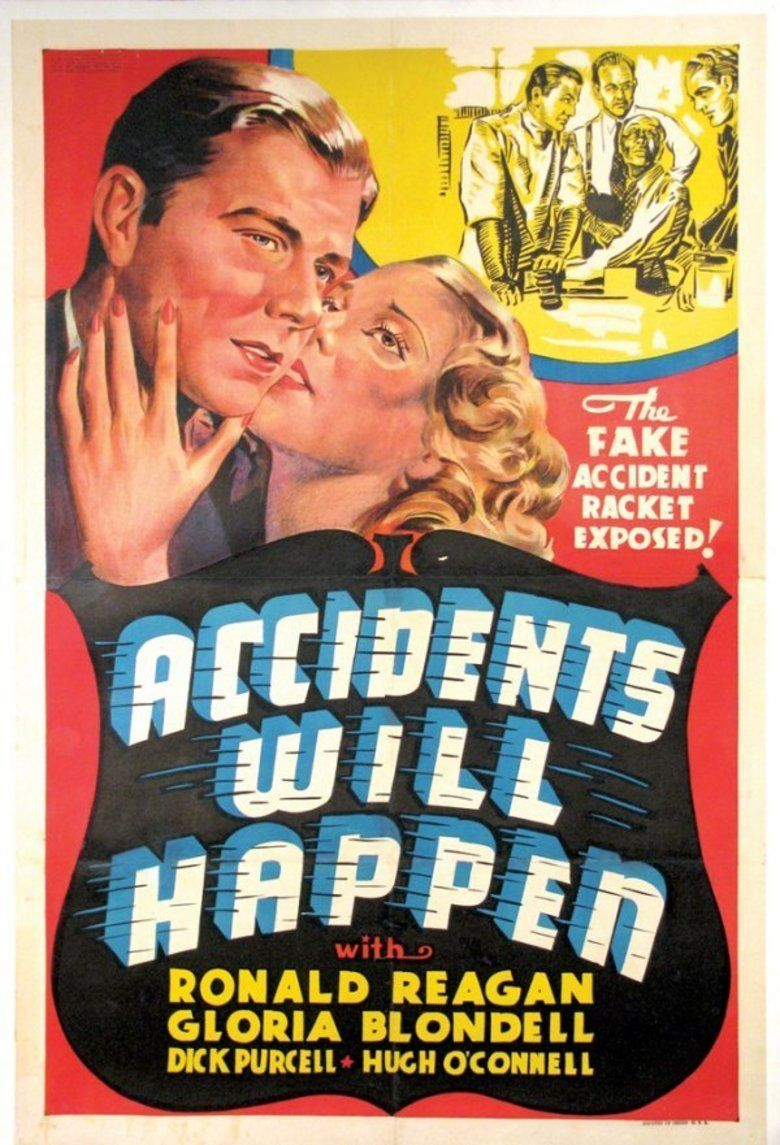 Accidents Will Happen (film) movie poster