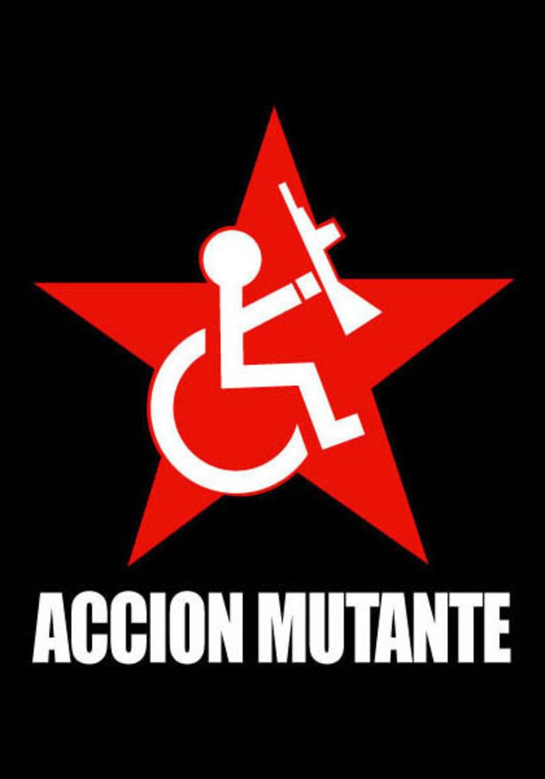 Accion mutante movie poster