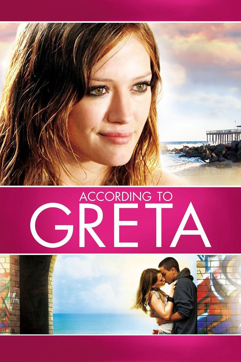 According to Greta movie poster