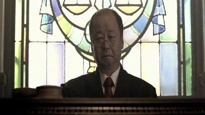 Ace Attorney (film) movie scenes