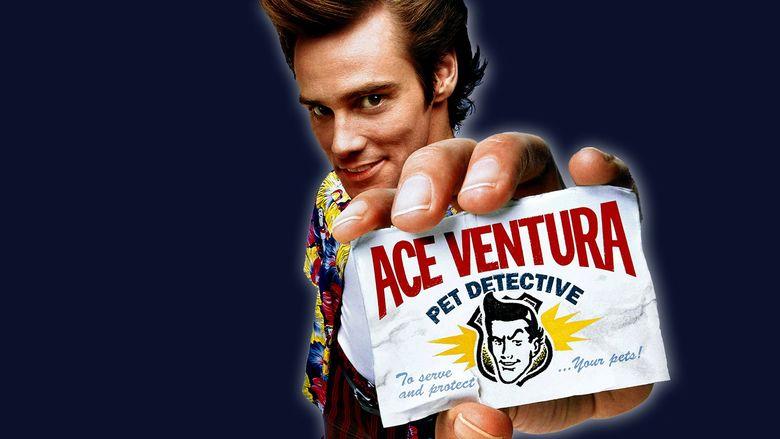 Ace Ventura: Pet Detective movie scenes