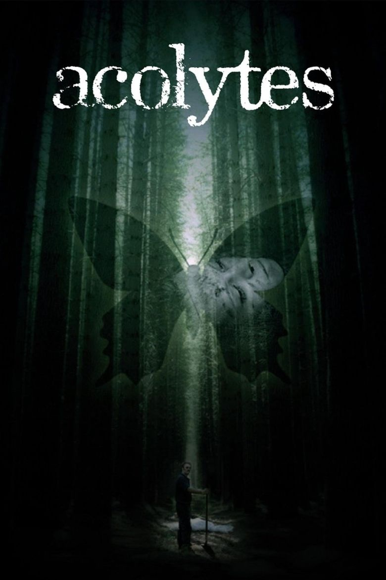 Acolytes (film) movie poster