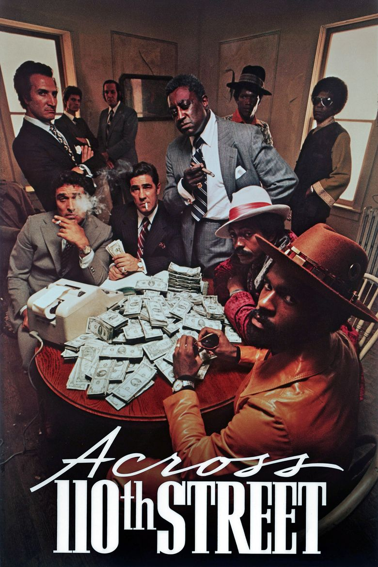 Across 110th Street movie poster