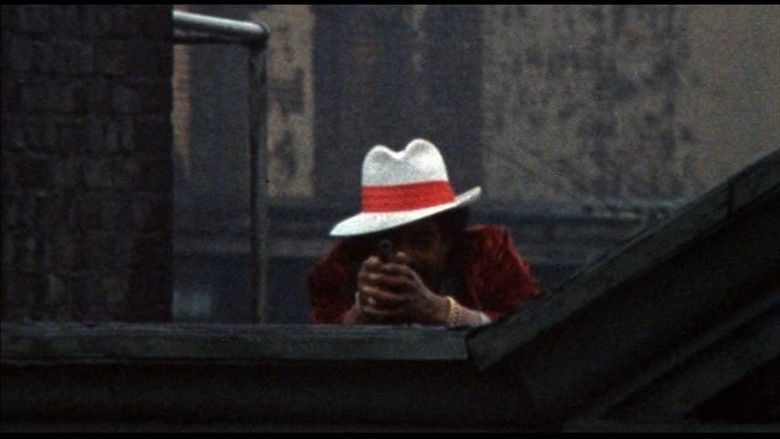 Across 110th Street movie scenes