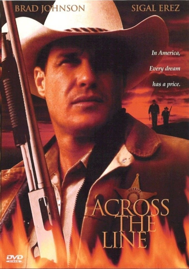 Across the Line (film) movie poster