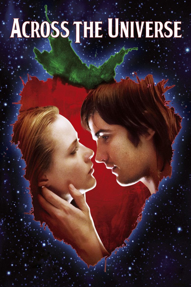 Across the Universe (film) movie poster