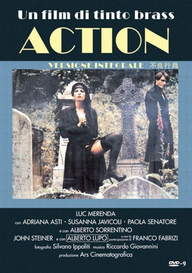 Paola Senatore action (1980 film) - alchetron, the free social encyclopedia