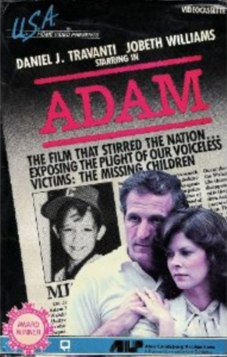 Adam (1983 film) movie poster