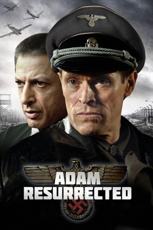 Adam Resurrected movie poster