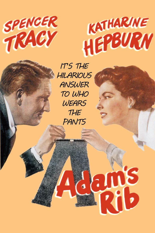 Adams Rib movie poster