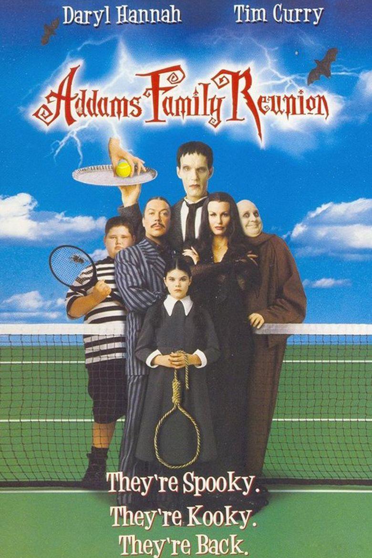 Addams Family Reunion movie poster