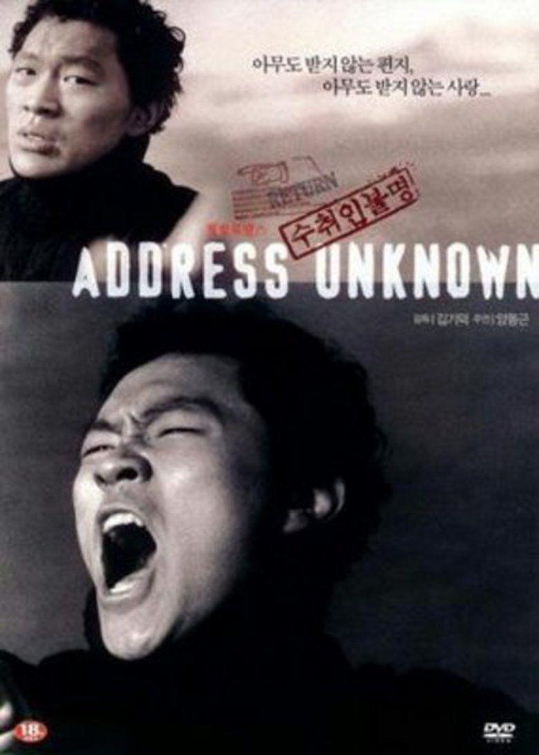 Address Unknown (2001 film) movie poster