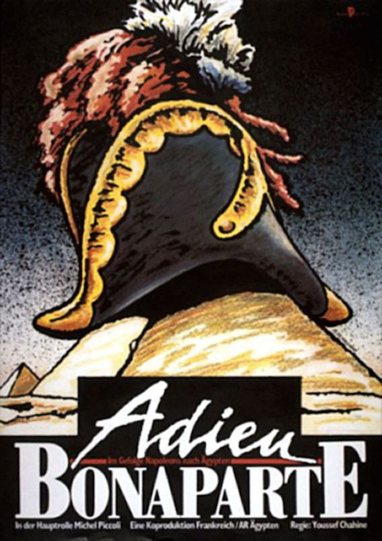 Adieu Bonaparte movie poster