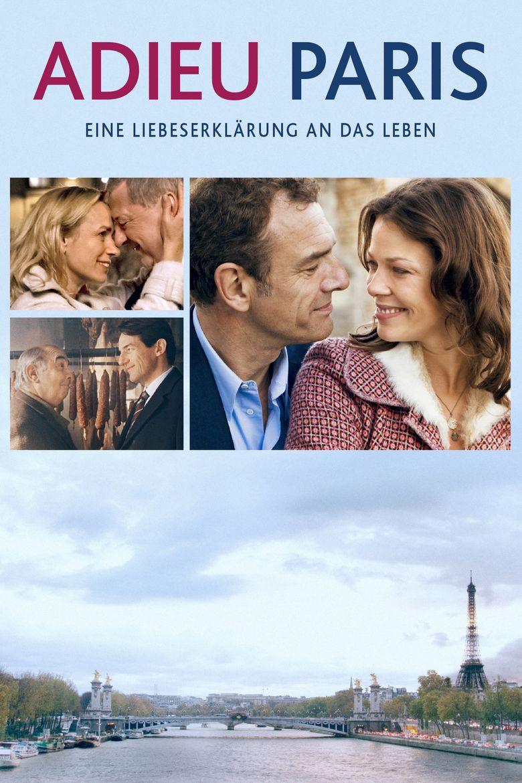 Adieu Paris movie poster