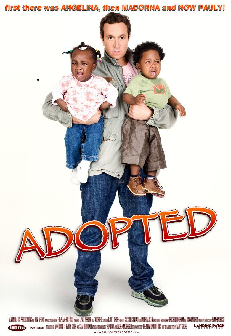 Adopted (film) movie poster