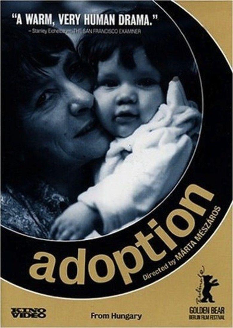 Adoption (film) movie poster