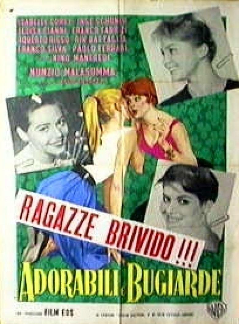 Adorabili e bugiarde movie poster