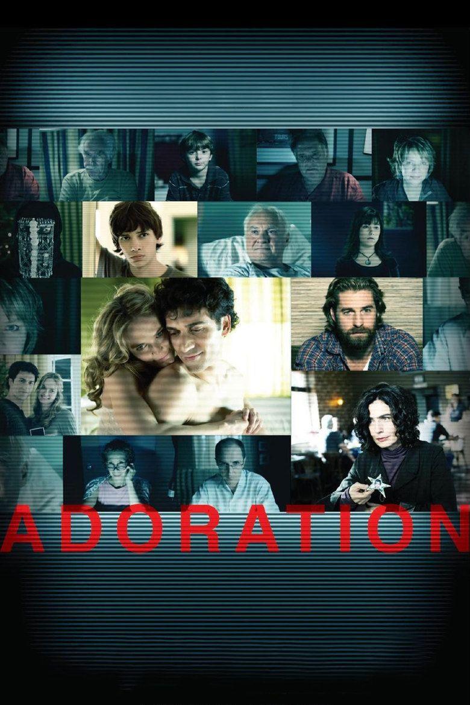 Adoration (2008 film) movie poster
