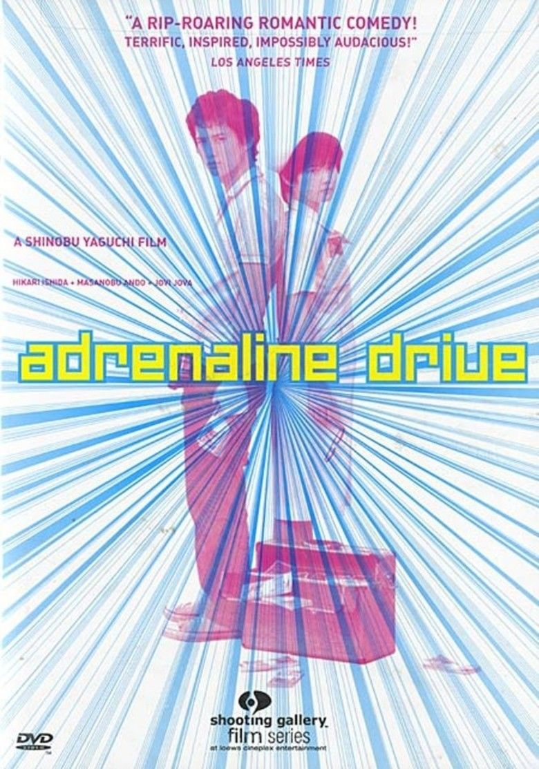 Adrenaline Drive movie poster